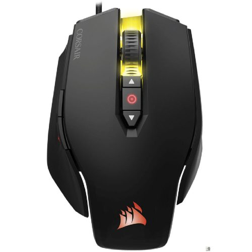 MOUSE CORSAIR M65 OPTICO PRO 3 ZONAS RGB FPS GAMING BLACK